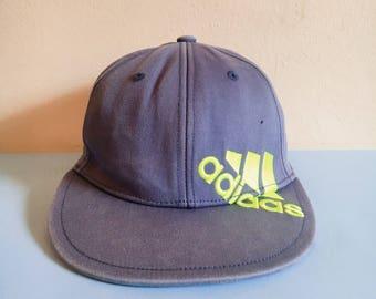 SALE Vintage 1990s Adidas SnapBack // baseball cap