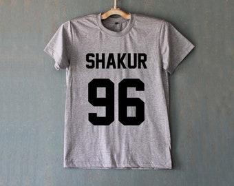 Shakur 96 Shirt Tupac 2PAC Shirts T Shirt T-Shirt TShirt Tee Shirt Unisex 4b27c752e
