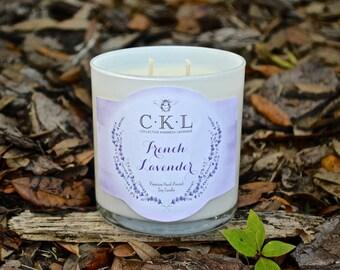 10oz CKL - Lavender Collection Soy Candle