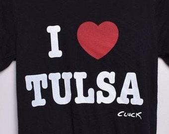 I Love Heart Tulsa T-Shirt