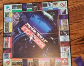 Star Wars Monopoly Game for Pieces Incomplete Star Wars Monopoly