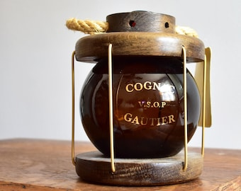 Gautier VSOP Cognac Bootle - COGNAC GAUTIE - Fisherman's Float Collectible Bottle