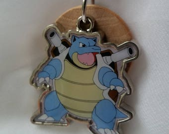 Blastoise Pokemon, child diffuser necklace, diffuser necklace, aromatherapy, necklace for essential oil, kids diffuser necklace, EC457