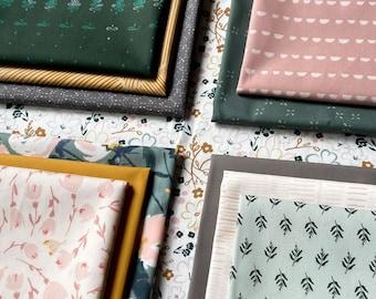 Curated Fat Quarter Bundle    12 Fat Quarters   Hand Selected Art Gallery Fabrics Quilting Bundle