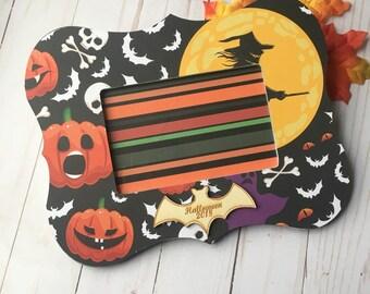 Halloween Frames | Etsy