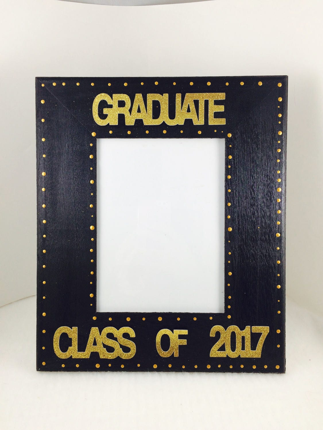 ON SALE-Class of 2017 Graduation Picture Frame-Kindergarten | Etsy