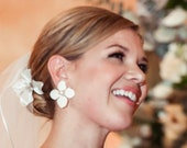 Pearls on Petals / Flower...