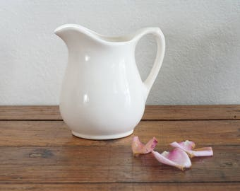 Simply Perfect Farmhouse Pitcher