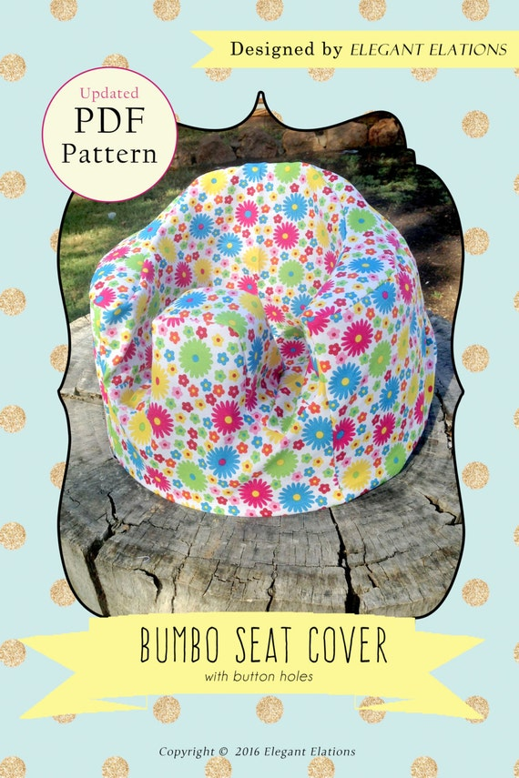 PDF Sewing PATTERN Bumbo Cover | Etsy