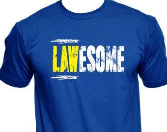 Lawyer T-Shirt - Lawyer Tee - Attorney Shirt - Attorney TShirt - Lawyer Gift - Law Students - Law School - New Lawyer - Funny Lawyer Shirts