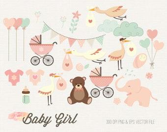 Baby Clip Art Etsy