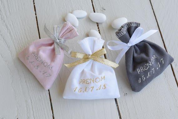 Baptême Fille Colombe Autocollant Étiquettes pour sac de fête Sweet Cônes