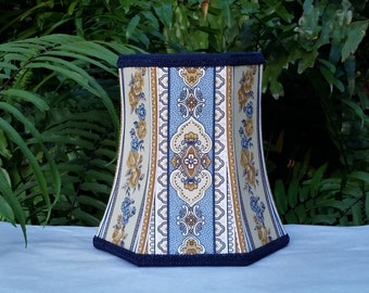 Pierre Deux Fabric Lampshade, Clip On Lamp Shade