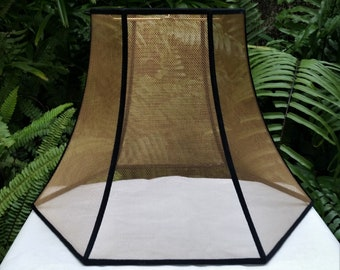Wire Mesh Lampshades