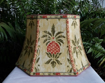 Pineapple Lamp Shade, Large Bell