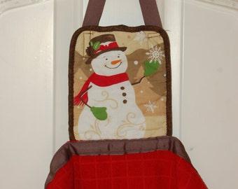 Children's Potholder apron