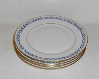 Richard Ginori Italy Elba Luncheon Plates ~ Set of 4 ~ Multiple Available & Richard ginori | Etsy