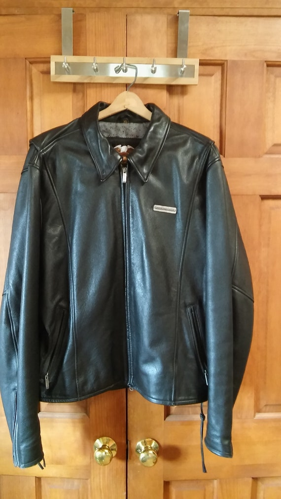 Harley-Davidson Leather Motorcycle Jacket XL