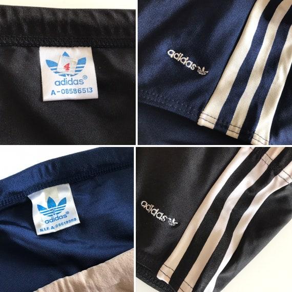 Adidas Clipper | Vintage | 1970s | Swimwear | Bla… - image 9