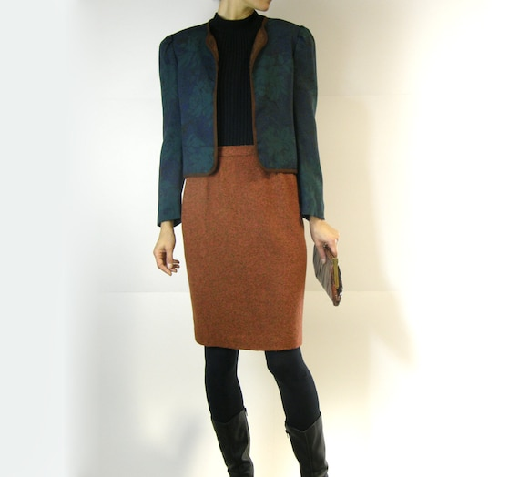 Pierre Balmain | Vintage | 1980s | Pencil skirt |