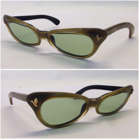 Cat Eye sunglasses | Vintage | 1950s | Sunglasses