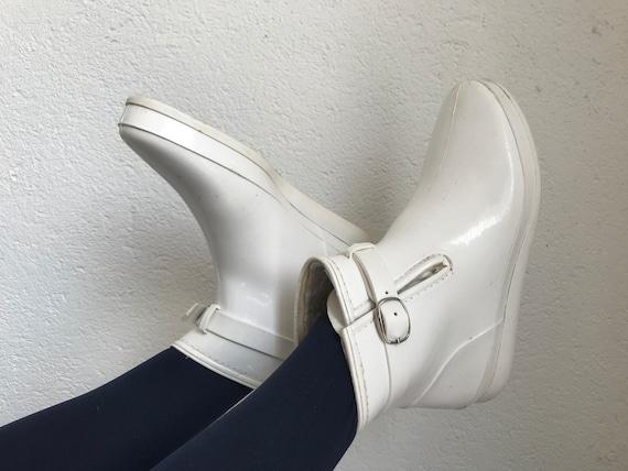 3 Suisses | Vintage | 1970s | Mod Boots | Go-Go St