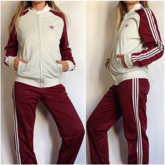 80's adidas sweat suits
