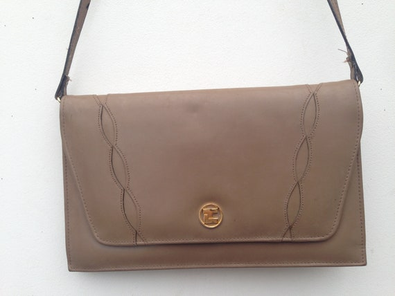 Ted Lapidus | Vintage | 1980s | Handbag | Leather