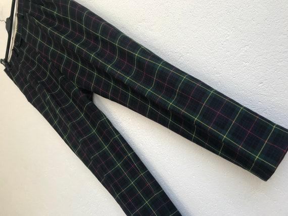 Burberrys' | Vintage | 1980s | Pants | Virgin woo… - image 9
