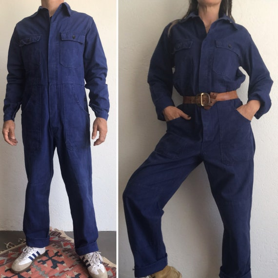 French workwear | Vintage | 1960s | Mechanic overa