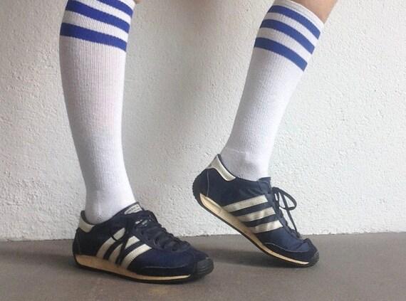 Adidas Rusty Vintage 1980s Sneakers