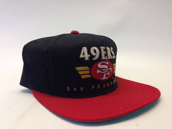 49ers San Francisco Vintage 1990s Official NFL cap  6139939f5