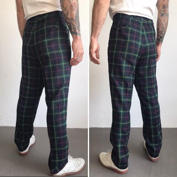 Burberrys' | Vintage | 1980s | Pants | Virgin woo… - image 4