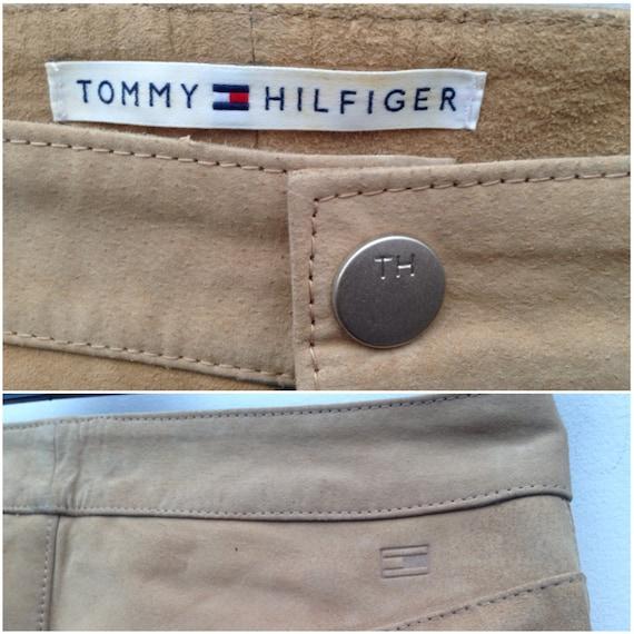 Tommy Hilfiger   Vintage   1980s   Bell Bottoms P… - image 4