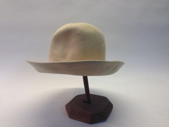 French felt hat | Vintage | 1970s | Fedora hat | … - image 4
