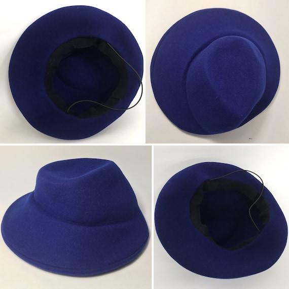 Cocktail Hat   Vintage   1950s   Fascinator Hat  … - image 5