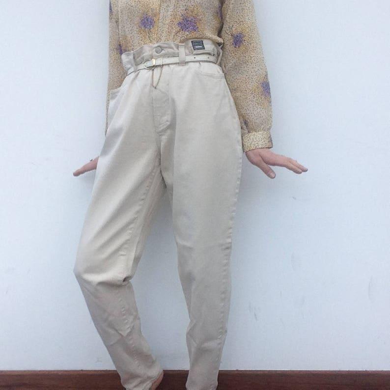 3c3691e3ca23 Versace Jeans Couture Vintage 1990s Pants Medusa