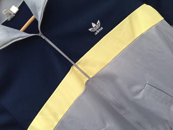 Adidas Vintage ATP Keyrolan RedBlack Track Jacket