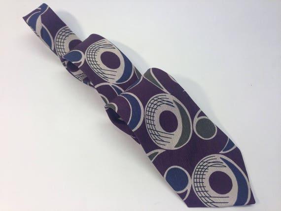 Paco Rabanne | Vintage | 1980s | Necktie | Silk |