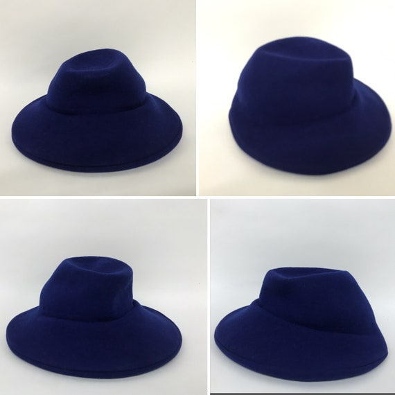 Cocktail Hat   Vintage   1950s   Fascinator Hat  … - image 6