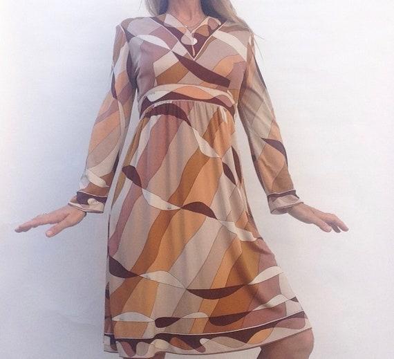 Emilio Pucci | Vintage | 1960s | Dress | Silk | Br