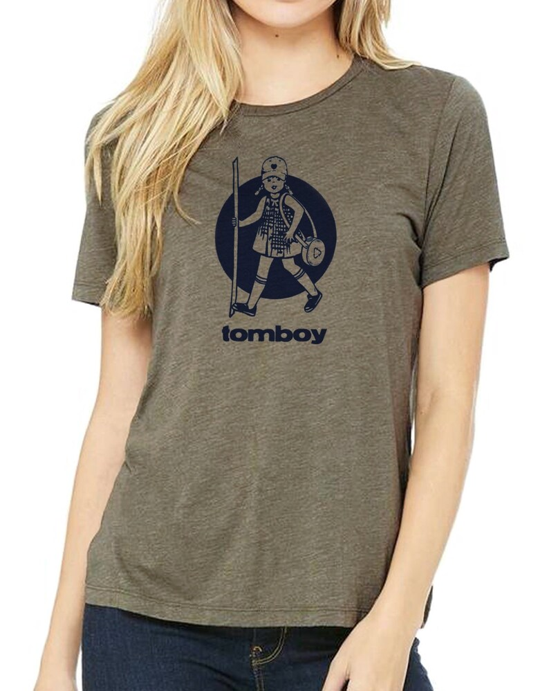 cb269d9426e8 Womens Graphic Tees Hiking Shirt Camping T Shirt Tomboy | Etsy