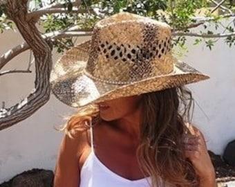 16f9b47caceb0 Straw cowboy hat
