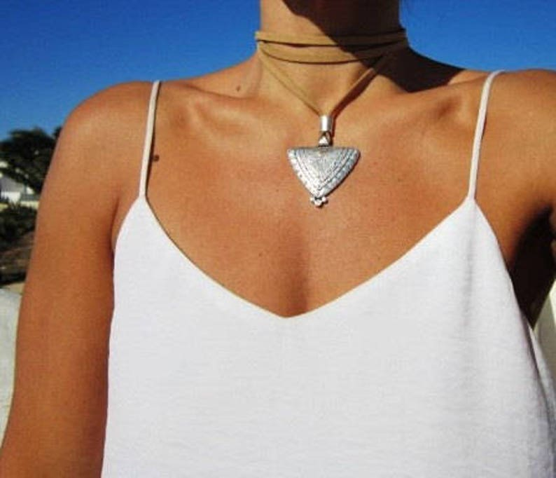 bohemian necklaces bohemian jewelry minimalist jewelry hippy jewelry minimal necklace wrap necklace boho necklaces Boho jewelry