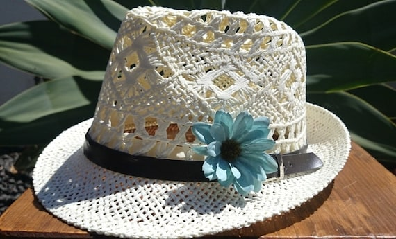 f7805319663 Fedora hat straw hat sun hats hats for women beach hats