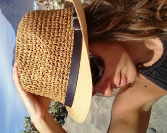 Fashion beach hat, fashion trends, women fedora hat, summer hats, summer outfits, straw hat, womens hats, summer hats, kekugi