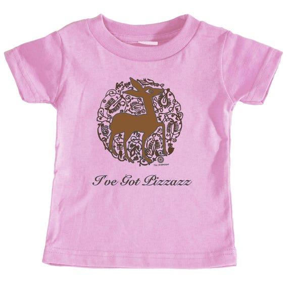 I've Got Pizzazz - Medieval Valencian Deer Infant T-shirt