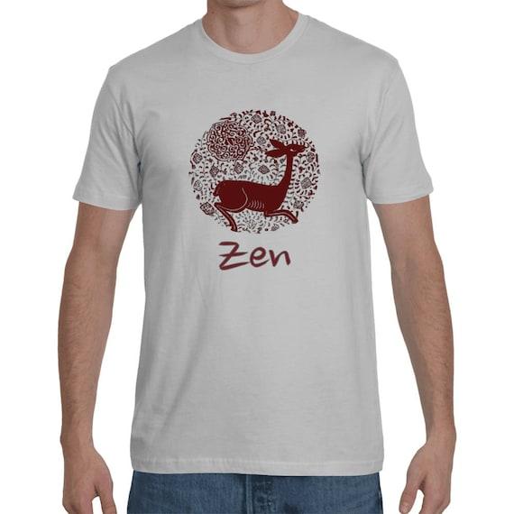 """The Arabesque Zen Collection \""""Valencian Hart\"""" T-Shirt"""