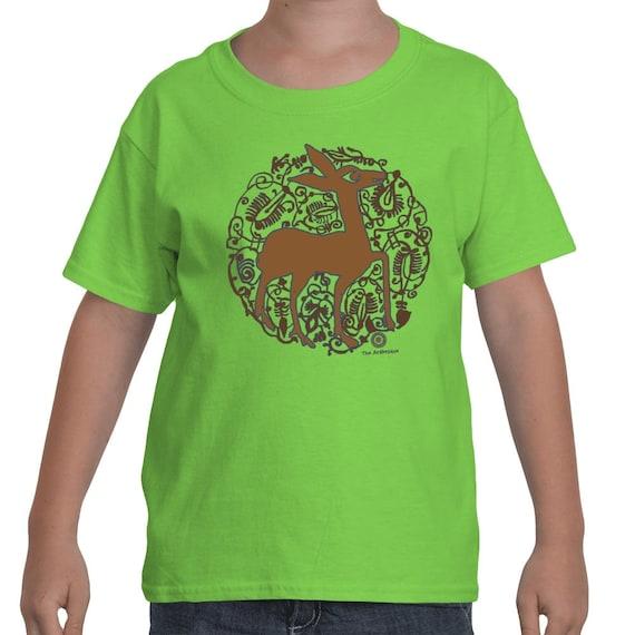 I've Got Pizzazz - Medieval Valencian Deer Kids T-Shirt Youth Sizes