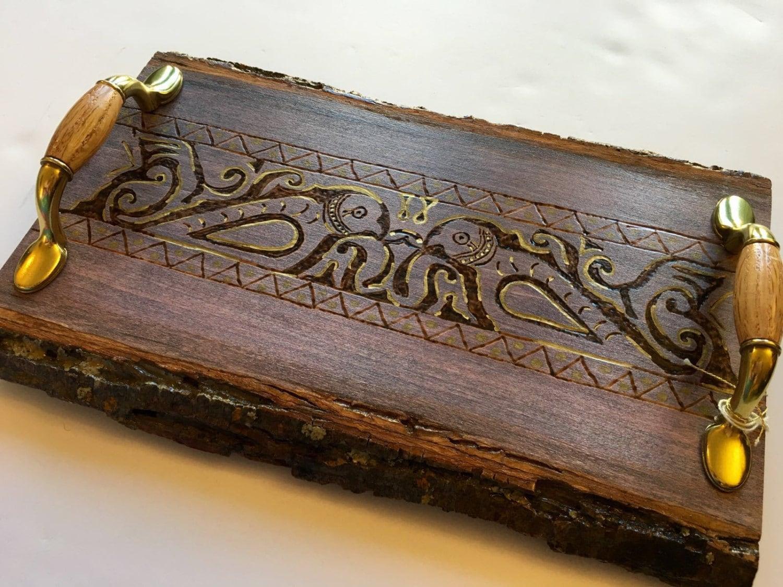 Decorative tray; accent tray; coffee table tray; coaster ...